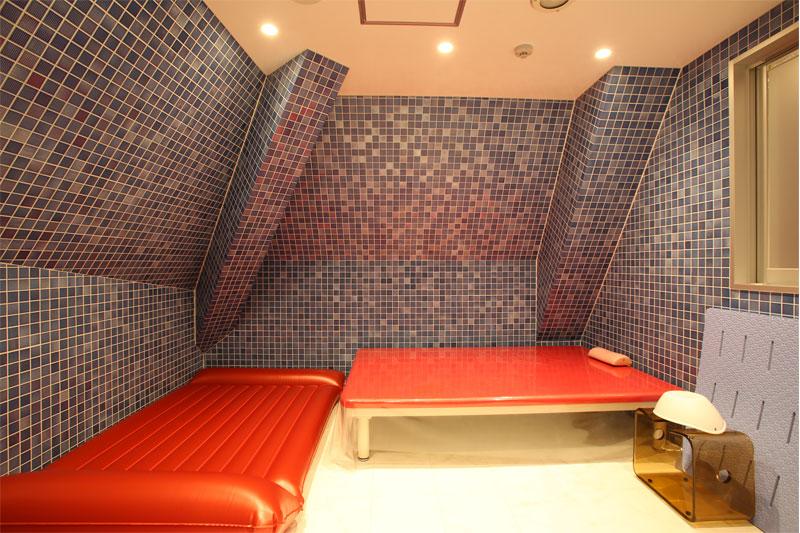 ベッドルーム ラブホテルをイメージしたかわいいお部屋です